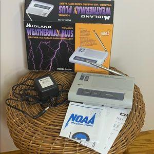 Midland   Weathermax Plus   Hazard Monitor Radio